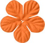 "Bazzill Paper Flowers 1.75"" -tropical festive"