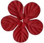 "Bazzill Paper Flowers 1.75"" -tropical kisses"