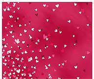 Cloud9 Design Sweetheart Collection Heart Explosion