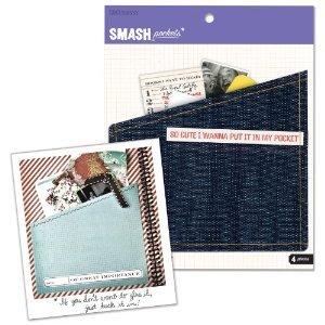 K&Company Smash pockets