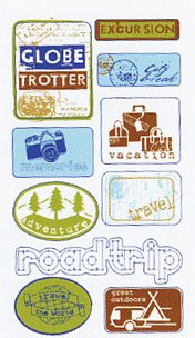 Sticko Travel Signs