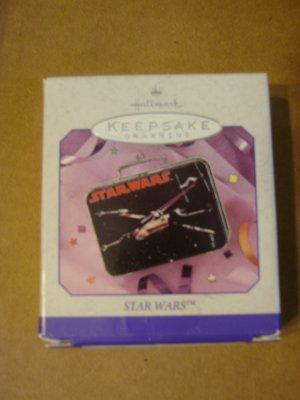 Hallmark 1998 Keepsake Ornament - Star Wars Lunch Box