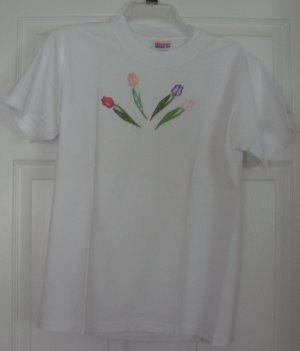 Adult T-shirt- style 14 size S (Last One)