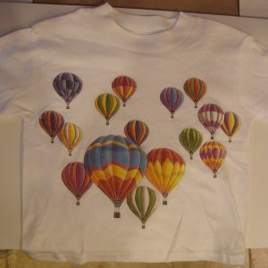Adult T-shirt - style 1 size L