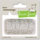 Lawn Fawn - Trimmings Silver Sparkle