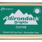 Ranger Adirondack Brights Clover ink pad