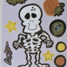 Fiskars - Cloud 9 Design Happy Halloween EEEK! Chipboard Stickers