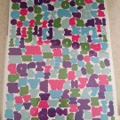 Forever In Time Multi-Colored Alphabet Cardstock Stickers