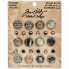 Tim Holtz - Advantus-Idea Ology Brad Fasteners: Regions Beyond