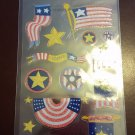 Sticko American Flags