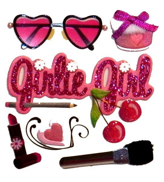 Jolee's Boutique Girly Girl
