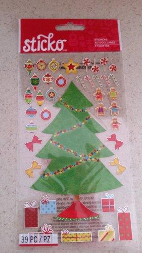 Sticko Tree Decorations