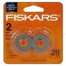 Fiskars Rotary Blade refill - F style 28mm