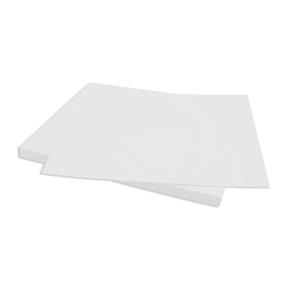 Bazzill Prismatic white T19.10031