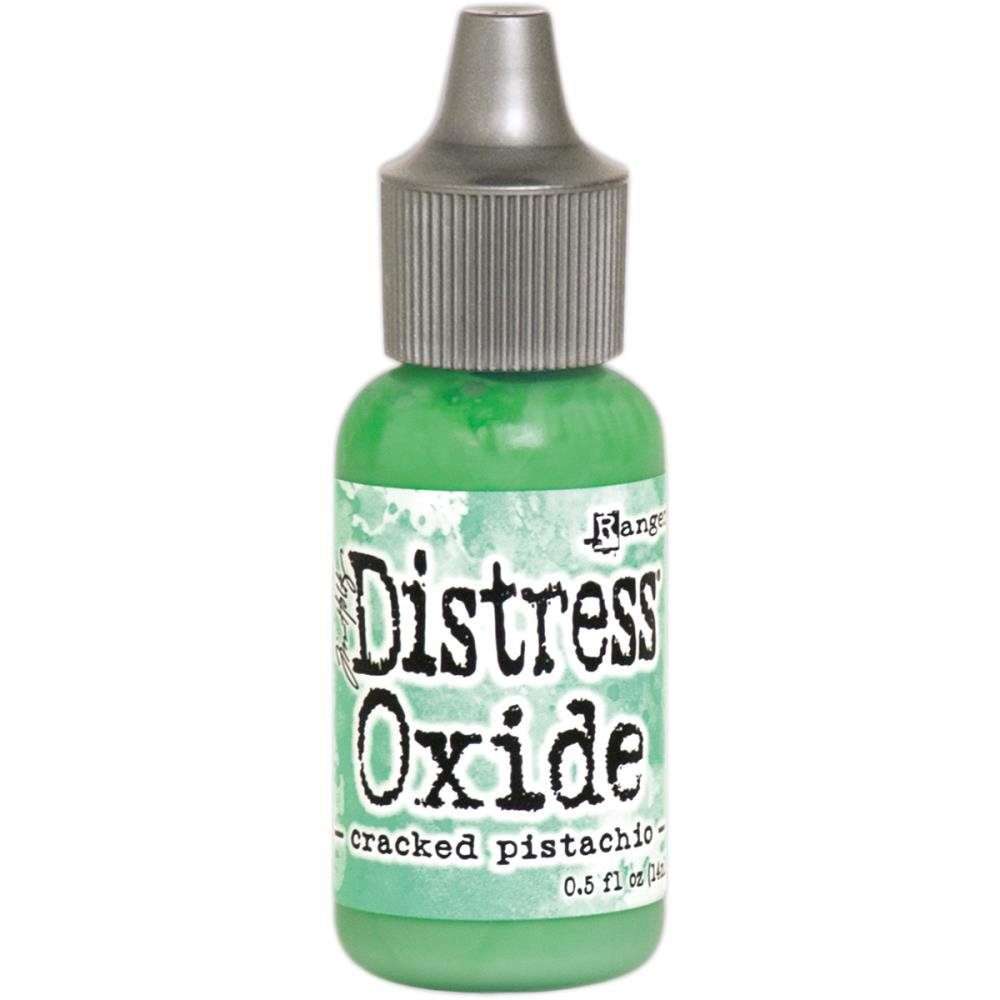 Tim Holtz Distress Oxides Reinkers - Cracked Pistachio