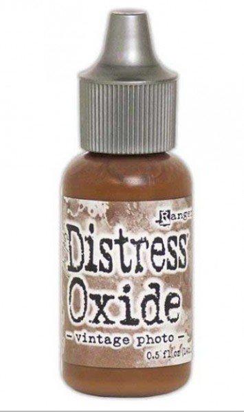 Tim Holtz Distress Oxides Reinkers - vintage photo