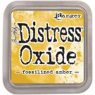 Tim Holtz Distress Oxides ink pads - fosilized amber