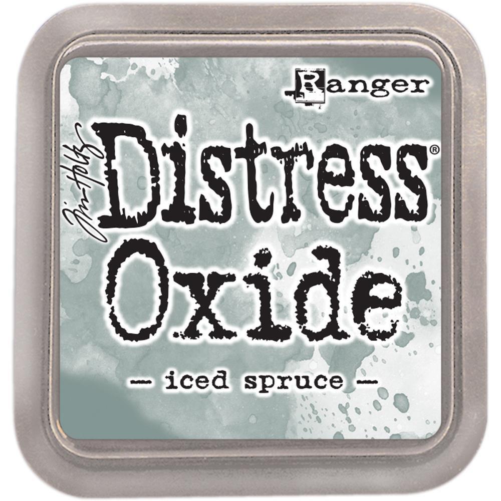 Tim Holtz Distress Oxides ink pads - iced spruce