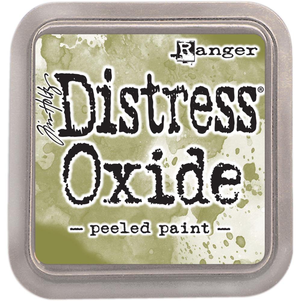 Tim Holtz Distress Oxides ink pads - peeled paint