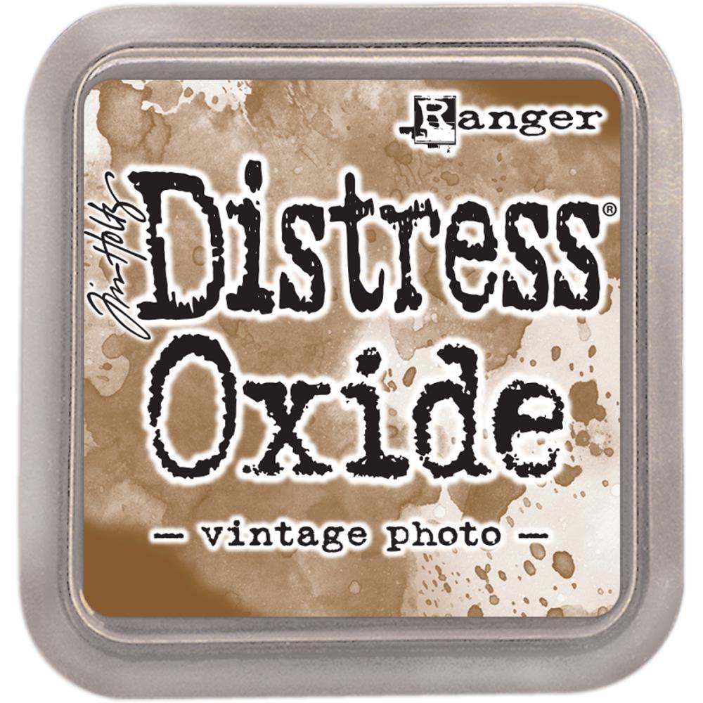 Tim Holtz Distress Oxides ink pads - vintage photo