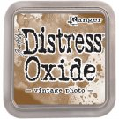 Tim Holtz Distress Oxides ink pads - vintage photo