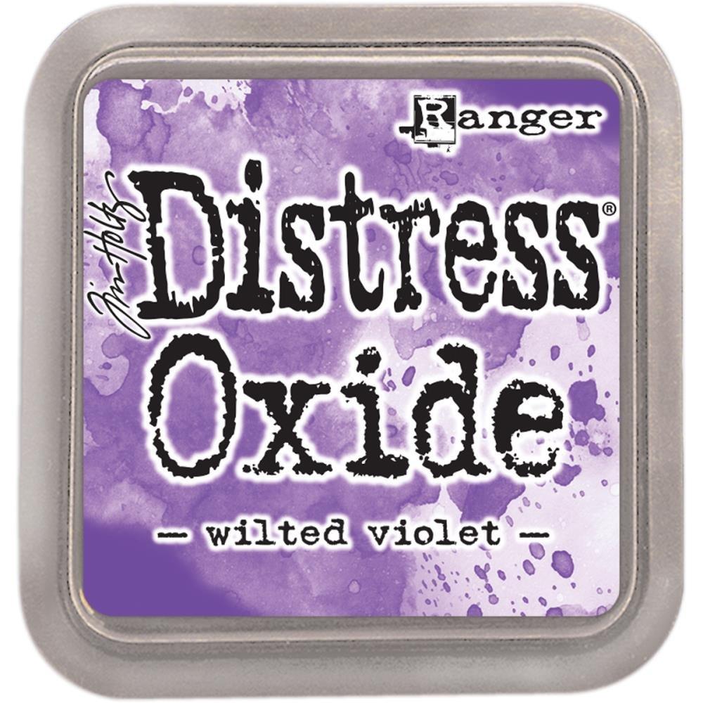 Tim Holtz Distress Oxides ink pads - wilted violet