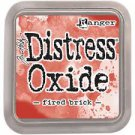 Tim Holtz Distress Oxides ink pads - fired brick