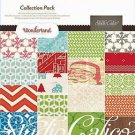 Studio Calico Wonderland Collection Paper Pack - 330123