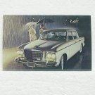 STUDEBAKER LARK REGAL 4-DOOR SEDAN Post Card - 1963 - unused