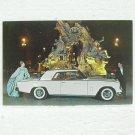 STUDEBAKER 1962 GRAN TURISMO HAWK Post Card - unused