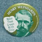 """HENRY WEINHARD'S Beer Pin - Blitz-Weinhard - Tumwater, WA - ©2000 - 2-1/2"""""""