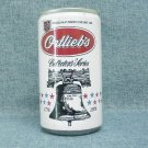 ORTLIEB'S Beer Can - Henry Ortlieb Brewing - Philadelphia, PA - Collector's Series - G. Washington