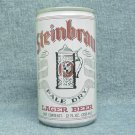 STEINBRAU LAGER BEER Can - Falstaff - 4 cities - alum. - pull tab