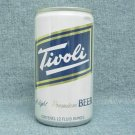 TIVOLI BEER Can - James Hanley Brew. Co. - Omaha, NE - StaTab - alum.