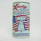LUCKY SALUTES BICENTENNIAL BEER Can - General Brewing - 2 cities - pull tab