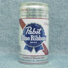 PABST BLUE RIBBON BEER Can - Pabst Brewing Co. - 5 cities - 7 oz. - alum - pull tab