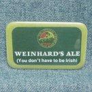 WEINHARD'S ALE Pinback - Blue Boar - Blitz-Weinhard Brewery - Portland, OR