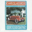 CAR CLASSICS Magazine - December 1975 - Chrysler, Edsel Ford, Idee, Excalibur
