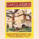 CAR CLASSICS Magazine - August 1975 - Cord Packard MB 300SL Morgan