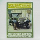 CAR CLASSICS Magazine - October 1975 - Chrysler, Ford, Stutz Blackhawk, Ray Loewy, Baby Rolls-Royce
