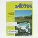 SPECIAL-INTEREST AUTOS Magazine - Jan. Feb. 1975 - Cadillac Eldorado Playboy DeSoto Cord Hupp