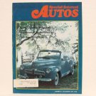 SPECIAL-INTEREST AUTOS Magazine - July/August 1975 - Ford Duesenberg Nash Metropolitan