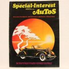 SPECIAL-INTEREST AUTOS Magazine - March April 1977 - Chevrolet, Durant, Toyota