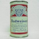 BUDWEISER LAGER BEER Can - Anheuser-Busch - 5 cities - flat top - 12 oz.
