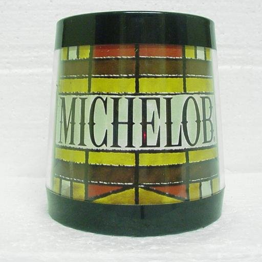 MICHELOB Beer Insulated Plastic Cup or Small Mug - Thermo-Serv