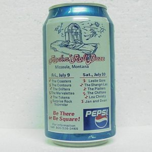 PEPSI Can - Rockn' Roll Daze - Missoula, MT - 1999