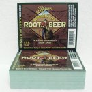 "KESSLER DIAMOND CITY ROOT BEER Bottle Labels - Kessler Brewing - Helena, MT - 1"" stack"