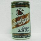 LEINENKUGEL'S GENUINE BOCK BEER Can - Jacob Leinenkugel Brewing Co. Chippewa Falls, WI - StaTab