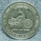 STURGIS 2005 Harley-Davidson $1 Slot Token - Deadwood, SD - Dyna Low Rider