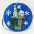 MODELO BEER Keyring - Mexico - Christmas Bottle & Can